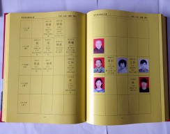 精装书模排模版3